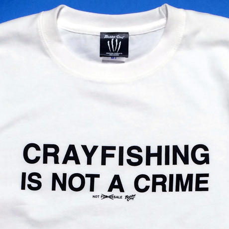 IS NOT A CRIME L/S