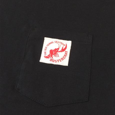 SHW POCKET T-SHIRT(BLACK)