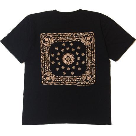 BANDANA T-SHIRT (BLACK)