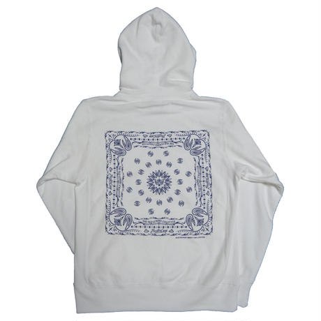 BANDANA  HOODED(WHITE)