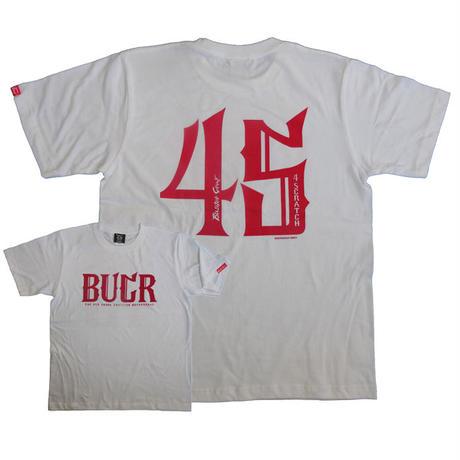 4S T-SHIRT(WHITE)