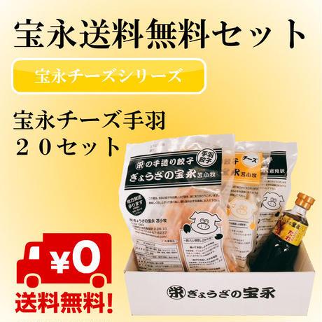 宝永チーズ手羽20セット 【送料込】
