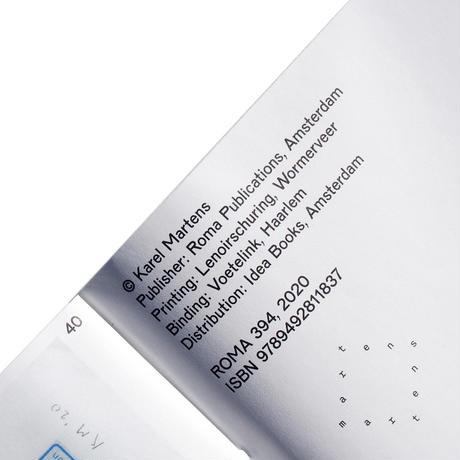 Karel Martens Tokyo Papers