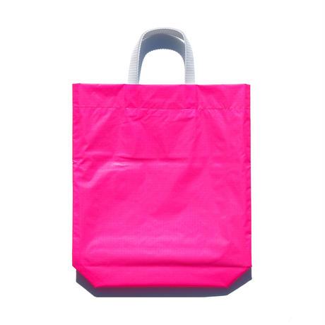 KM bag O/S Fluo Pink / Light Gray
