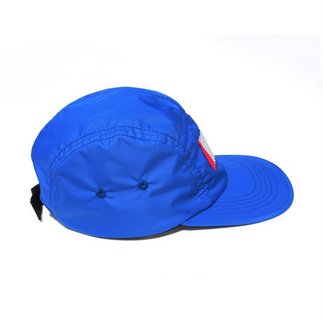 COLOR COMPOSITION PANEL KIDS CAMP CAP BLUE