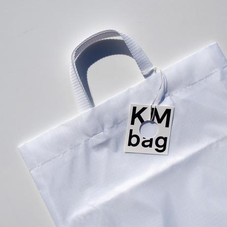 KM bag O/S White / White