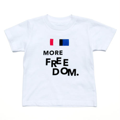 COLOR COMPOSITION PANEL TEE FREEDOM WHITE