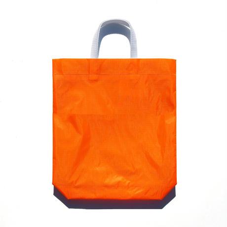 KM bag O/S Fluo Orange / Light Gray