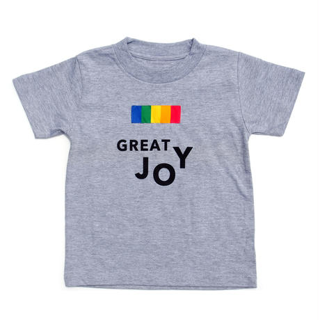 COLOR COMPOSITION PANEL TEE JOY GRAY