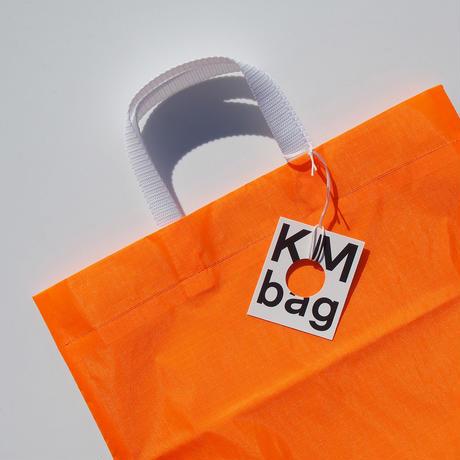 KM bag O/S Fluo Orange / Sky Blue