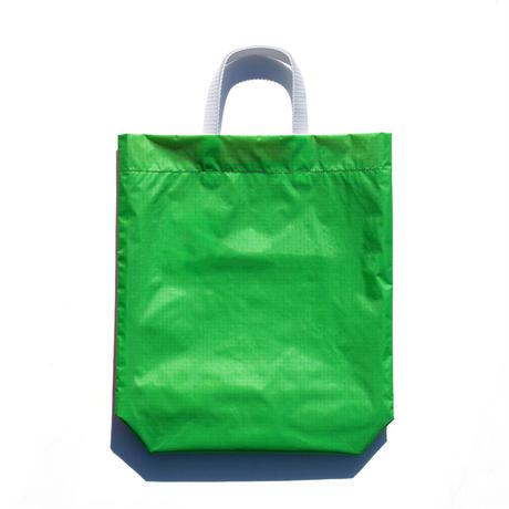 KM bag O/S Fluo Green / Violet