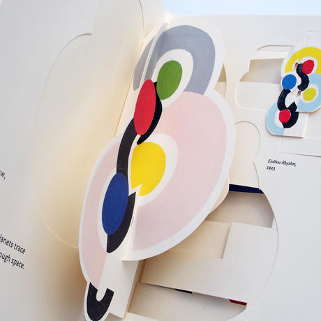 Madame Sonia Delaunay: A Pop-Up Book