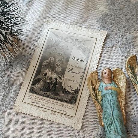 キリスト誕生のカード