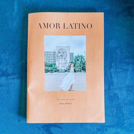 "First ZINE ""AMOR LATINO"" by rina_delrey"