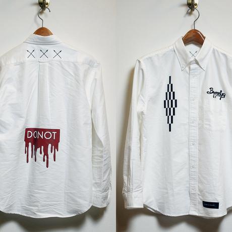 """【Sale Item】""""C.WHT.C"""" Oxford Shirt"""