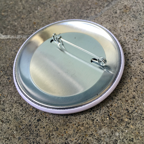 【Sale Item】BYM&P Badge (57mm)