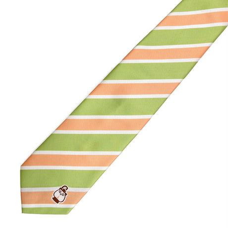ゆるキャン△ 【日本製】ネクタイ 京都織物シルク100%