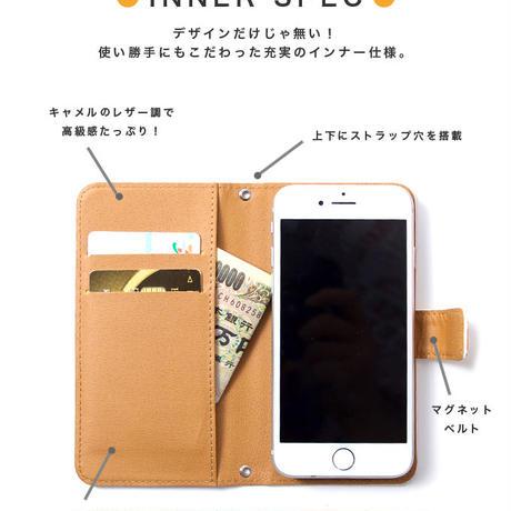 まんぷく スマートフォンケース手帳型 まんぷくラーメンポスター