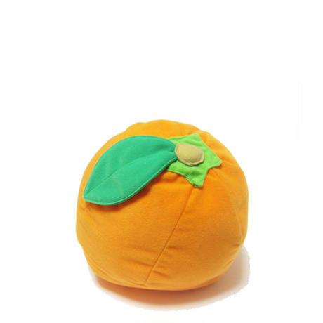 【かぶりもの】オレンジ