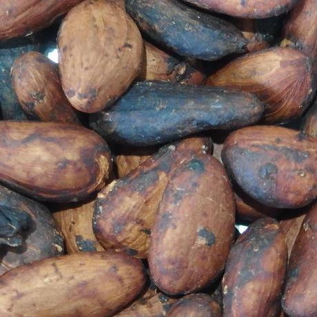 カカオ豆(ロースト)ガーナ産、ベトナム産、ハイチ産各80g 3種セット
