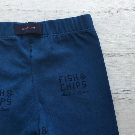 tinycottons fish and chips pant
