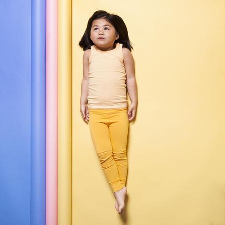 MINGO. legging (mari gold)