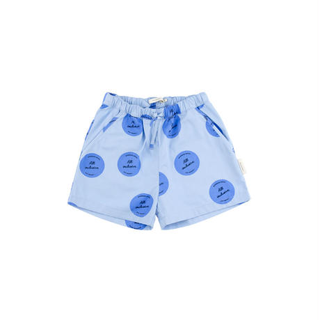 tinycottons all inclussive wv short  (blue)