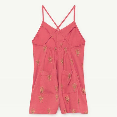 THE ANIMALS OBSERVATORY  GUECKO  KIDS  JUMPSUIT