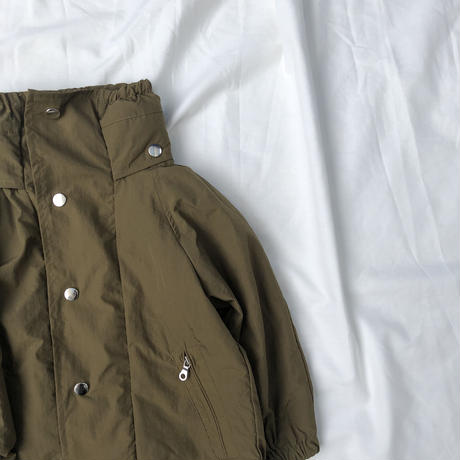 ARCH&LINE NYLON FIELD JACKET (カーキ)SIZE1(145~155)