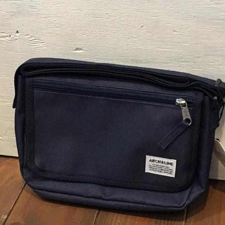 ARCH&LINE MESSENGER BAG(NAVY)