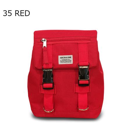 ARCH&LINE UTILTY BAG MINI (RED)