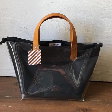 chocolatesoup  UTILITY TOTE BAG (black)