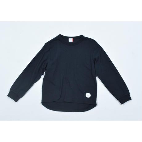 FOV PLAIN L/S Tシャツ(ブラック)