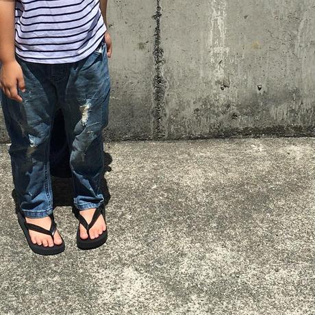 ARCH&LINE DENIM 5PK BANANA PANTS