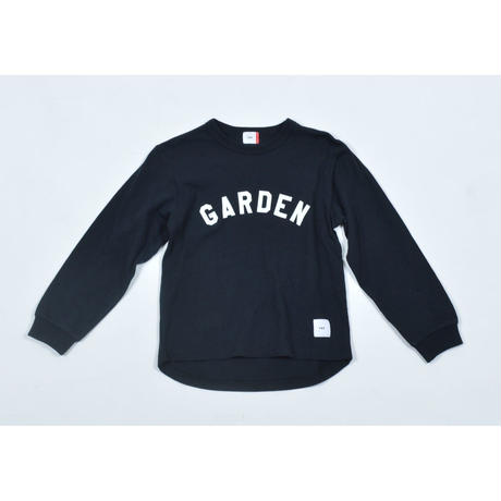 FOV GARDEN L/S Tシャツ(ブラック)