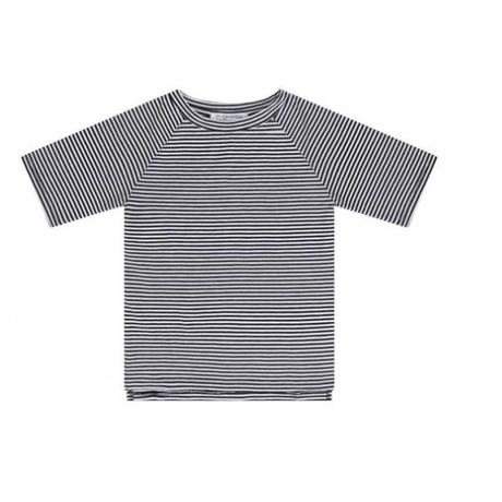 MINGO.   T-shirt  (b/w stripes)