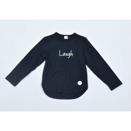 FOV LAUGH L/S Tシャツ(ブラック)