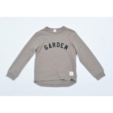 FOV GARDEN L/S Tシャツ(アッシュグレー)