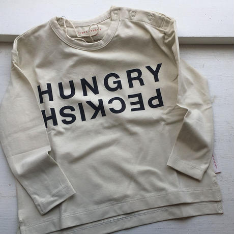 tinycottons  hungry peckish graphic tee
