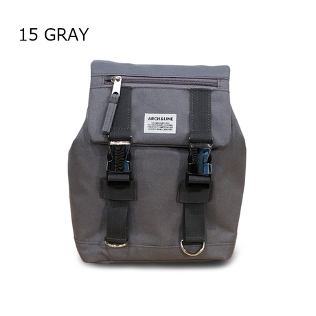 ARCH&LINE UTILTY BAG MINI (GREY)
