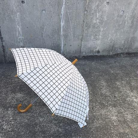 chocolatsoup キッズ アンブレラ(GRID)55cm