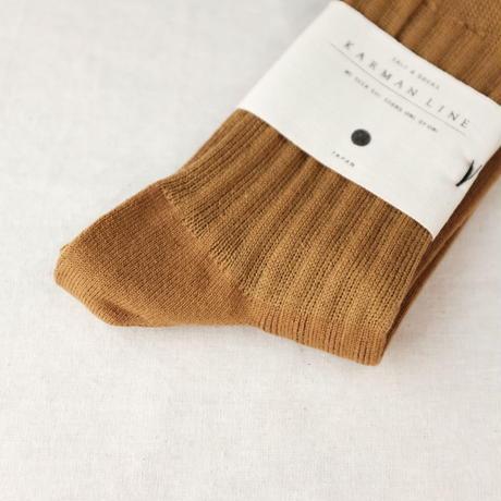 PLUTO  冥王星の靴下 23-25cm  /  KARMAN LINE(カーマンライン)