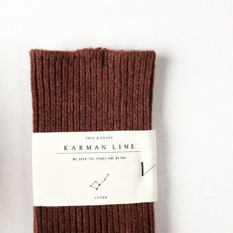 NORMA   定規座のグローブ  /  KARMAN LINE(カーマンライン)