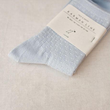 LYRA 琴座の靴下 23-25㎝  /  KARMAN LINE(カーマンライン)