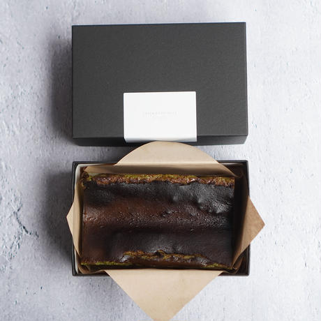 【新作】抹茶バスクチーズケーキ