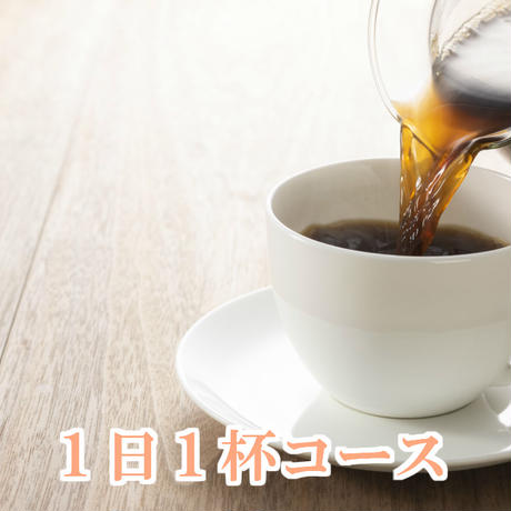 1日1杯プラン(300g)