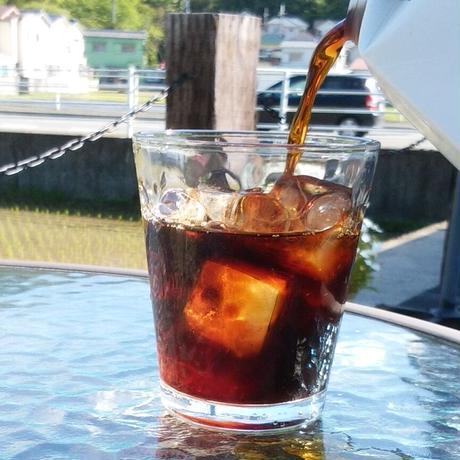 Cafe mannaオリジナルリキッドアイスコーヒー無糖4本セット