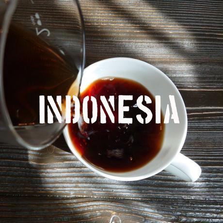 インドネシア マンデリン スーパーグレード シボルガ 浅煎り 100g