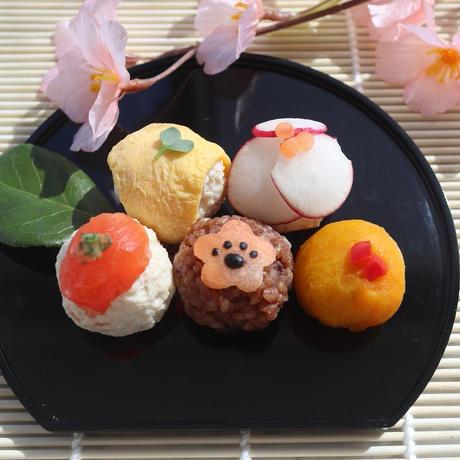 HEHEDOG「わんこ手毬寿司」