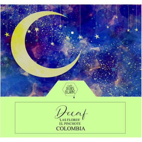 [DECAF] COLOMBIA 100g / 中煎り